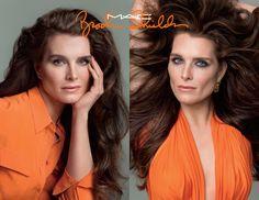 Mac Cosmetics presenta la collezione di Brooke Shields