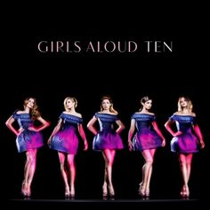 All I want is something new...Girls Aloud!