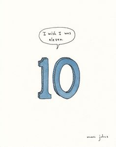 MARC JOHNS - I wish I was 11 - envy