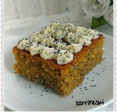 Alintidir karamel serbetli hashasli irmik tatlısı 1