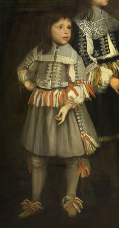 Painting by Flemish artist, about 1660 © Museum of Fine Arts, Ghent 