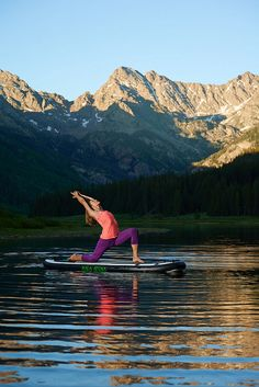 SUP Yoga | Flickr - Photo Sharing!