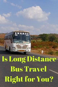 Have you considered taking the bus for long distance travel? Would it be right for your family?