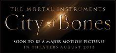 City of Bones movie