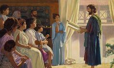 """""""Nose dejen confundir"""" — BIBLIOTECA EN LÍNEA Watchtower"""