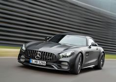 """Mercedes-AMG GT introduz a fabulosa """"Edition 50"""""""