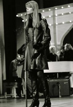 Françoise Hardy, The London Palladium Show, March 12, 1967