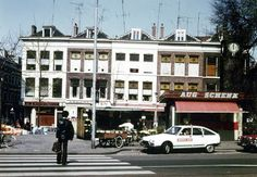 Tiendplein Rotterdam (jaartal: 1970 tot 1980) - Foto's SERC