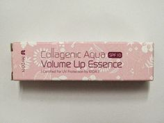 Korean Cosmetics Innocent Culture Blog ✖ Koreanische Kosmetik & Asiatische Produkte: Mizon Collagenic Aqua Volume Lip Essence