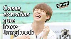 Cosas extrañas que solo hace Jungkook | BTS Channel