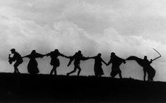 The Seventh Seal - Ingmar Bergman Gunnar Fischer - cinematography