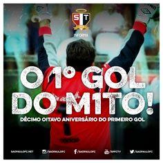 15.02.2015. Aniversário de 18 anos do primeiro gol marcado por Rogério Ceni