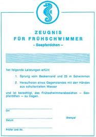 Schwimmabzeichen. That was something very important to have so we could go swimming everywhere