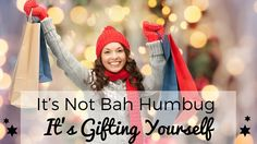 It's Not Bah Humbug - It's Gifting Yourself! www.teelieturner.com Holiday is not just about giving to others – it's also about giving yourself what you deserve. We know you should have the best so we curated the most chic, fab and awesome gifts just for YOU. It's not about being selfish, but it's definitely about time to #TreatYourself. #newsletters