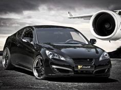 "2011 Hyundai Genesis Coupe ""Panther"" #hyundaigenesis #tuning"