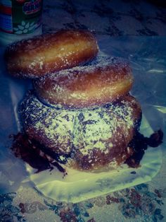 #bontá #dolce #cioccolata #golosa #cornetto #graffa
