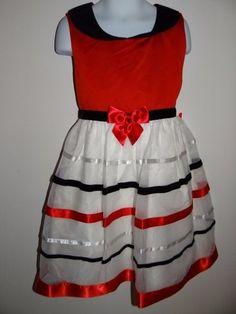 Flower Girl Ashley Ann Sleeveless Party Graduation Pageant Dress Size 5,6, & 6X #AshleyAnn #DressyEverydayPageant