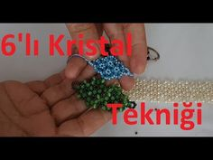 How to make a bracelet using Crystal Technique? Crystal Jewelry, Crystal Beads, Crystals, Diy Jewelry, Beaded Jewelry, Jewelry Making, Beading Tutorials, Beading Patterns, Beaded Earrings