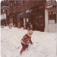 Buffalo, NY   Blizzard 1977