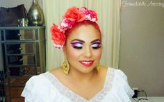 #makeup #folklorico #FormidableArtistry