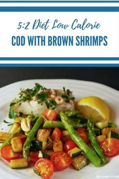 Baked Cod with Shrimp Recipe, Low Calorie Cod with Shrimp, Diet Cod with Shrimp #BakedCod #Fish #Shrimp #Diet #LowCalorie #Cod #BakedFish #BakedCod