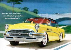 1955 Buick ad