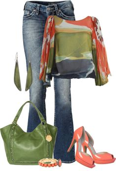 """""""Green bag contest #3"""" by madamedeveria ❤ liked on Polyvore"""