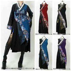 『The whole world is incomplete, including you and me. Ethnic Fashion, Kimono Fashion, Lolita Fashion, Asian Fashion, Style Lolita, Gothic Lolita, Beautiful Outfits, Cool Outfits, Fashion Outfits