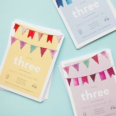 What colour would you pick? Carnival Birthday Invitations, Baby Shower Invitations, Engagement Invitations, Wedding Invitations, Invitation Cards, Invites, Cascade Design, Baby Thank You Cards, Mexican Birthday