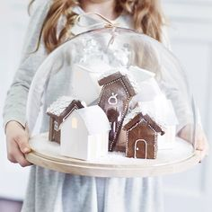 Cloche & Plate | The White Company