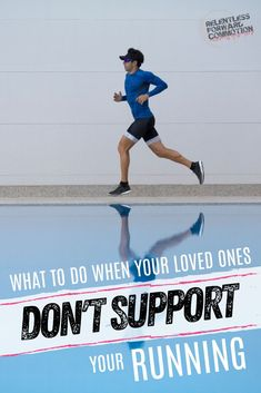 One of the emotional lows that I have seen in clients is dealing with a spouse or other loved one who is unsupportive of their running journey. The lack of support can come in a number of forms, from simple refusal to acknowledge the importance of running in the runner's life, to instilling self doubt in the runner, to downright resentment over the time spent training and racing. Here are 5 tips to help you deal with family Ultra Marathon Training, Race Training, Training Plan, Running Training, Running Workouts, Running Tips, Fun Workouts, Half Marathon Tips, Runner Problems