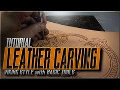 Leather Mystery Braid Cuff - YouTube