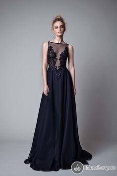 Вечерние платья Berta 2017