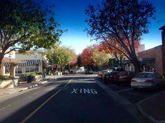 Redwood City Downtown Broadway Redwood City California, Broadway, San Francisco, Sidewalk, Street View, Sidewalks, Pavement, Walkways
