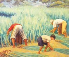 Eladio Velez Cortadores de hierba