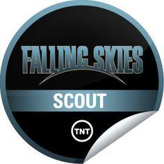 getglue stickers falling skies | Falling Skies Fan Sticker | GetGlue