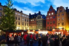 Lo que debes saber si viajas a Estocolmo y Gotemburgo por Navidad.