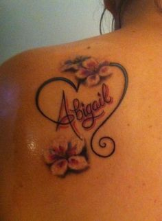 My tattoo for my daughter | Everything