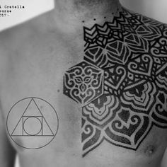 Exceptional work by @pierluigicretella Priority given to larger projects. Contact us at meatshoptattoo@gmail.com #pierluigicretella #barcelona #dotwork #blackwork #inkmagazine #blackandgrey #resident#tattoo #inkedup #meatshoptattoo #ornamentaltattoo #sacredgeometry