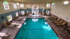 Indoor Heated Pool #Buffalony