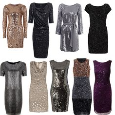 Sequin Dressed
