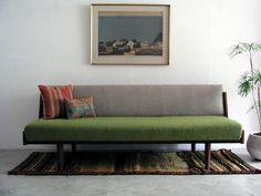 北欧家具 目黒 北欧ヴィンテージ 張り替え ソファ 椅子 張り替え