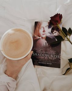 """@a.life.by.carly: """"Just finished reading #shadowkissed by Richelle Mead and now on to the next one in the…"""""""