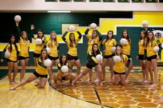 Volleyball Sports - Just Keep Grinnan Photography