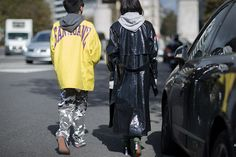 With Paris Fashion Week drawing to a close, Highsnobiety's eagle-eyed snappers drop a batch of street style eye candy from the world's fashion capital.