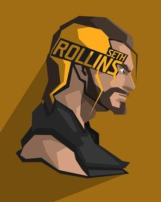Pop culture stylized head shots of some of my fav characters and people Power Rangers, South Park, Marvel Heroes, Marvel Dc, Wwe Championship Belts, Bebe Love, Wwe Seth Rollins, The Shield Wwe, Avatar