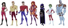 The New Teen Titans, Teen Titans Go, Rocket Costume, Raven Costume, Black Superman, Geoff Johns, Superman Movies, Justice League Unlimited, Bruce Timm