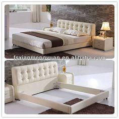 bedroom furniture bed models leather bed 1.Easy modern bed 2. Popular 3.low price 4.good service