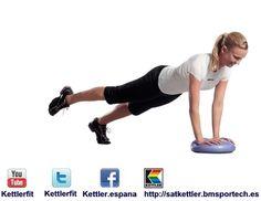 Air Pad - Kettler es una empresa alemana dedicada a la fabricación de máquinas de fitness.  http://satkettler.bmsportech.es
