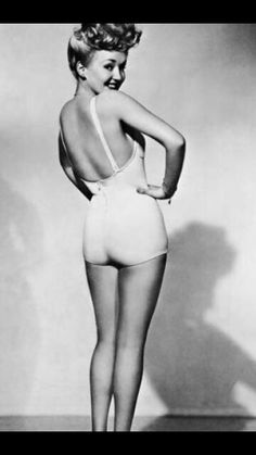 Pin up Girl- Betty Grable
